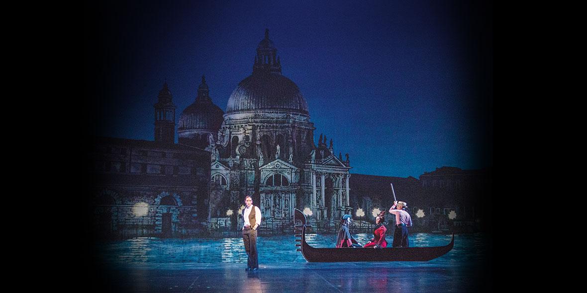 Opera In Park Saturday Night Barcarolle >> Seattle Opera 2014 The Tales Of Hoffmann