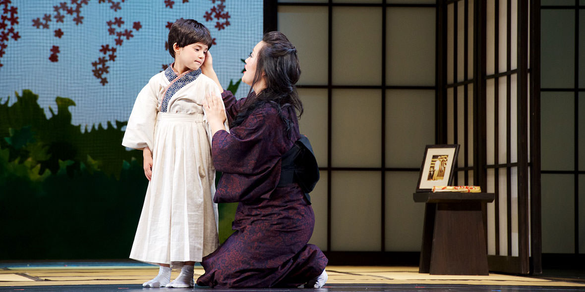 Seattle Opera - Madame Butterfly