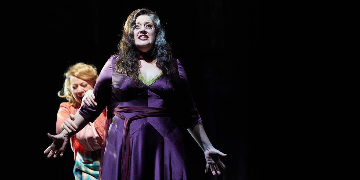Seattle Opera - The Turn of the Screw