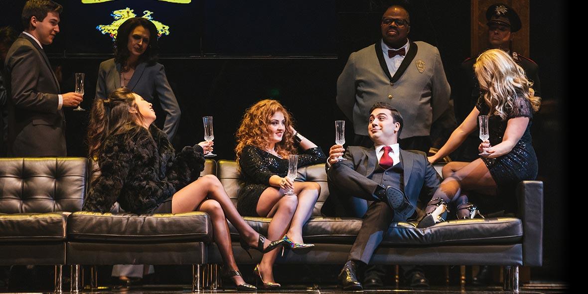 Seattle Opera Rigoletto