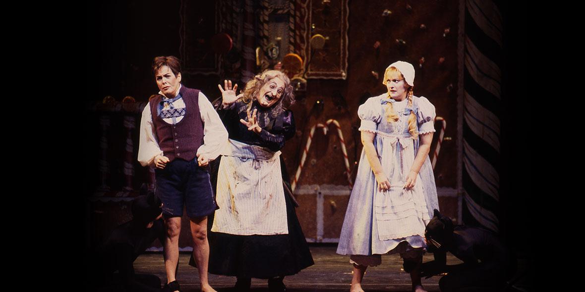 Seattle Opera - Hansel and Gretel