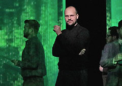 The (R)evolution of Steve Jobs © Ken Howard for Santa Fe Opera, 2017