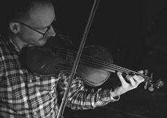 Orchestra Member. Copyright Philip Newton