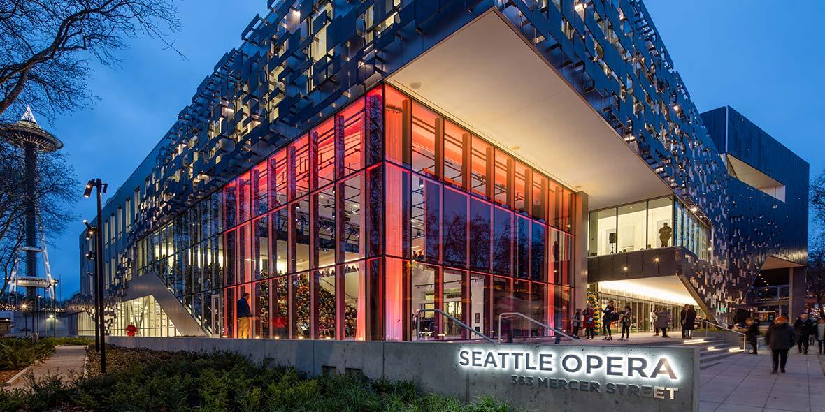 Seattle Opera - Public Health Update